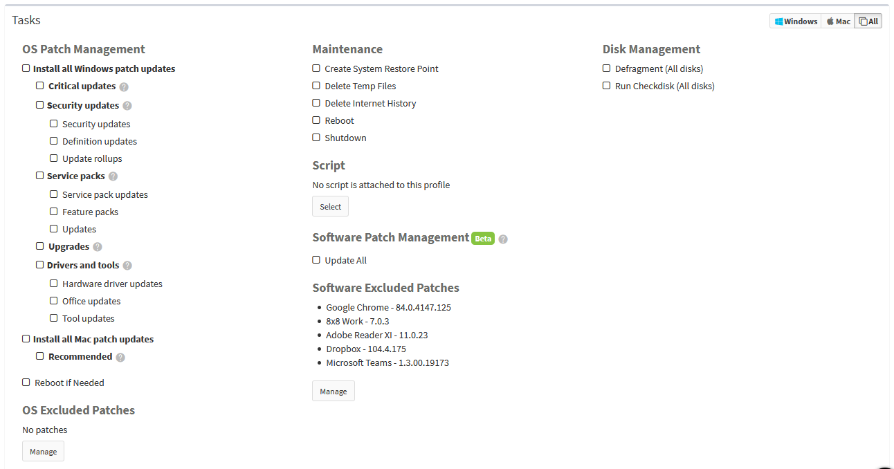 Atera Software Install